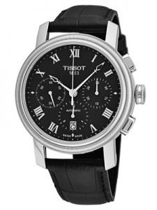Tissot-Bridgeport-Automatic-Chronograph-Black-Dial