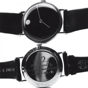 Original Movado Museum dial watch