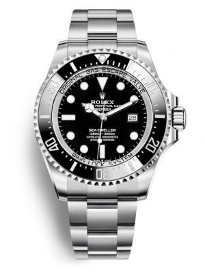 10 Best Sapphire Crystal Watches in 2020 – Buyer's Guide & Reviews! 11