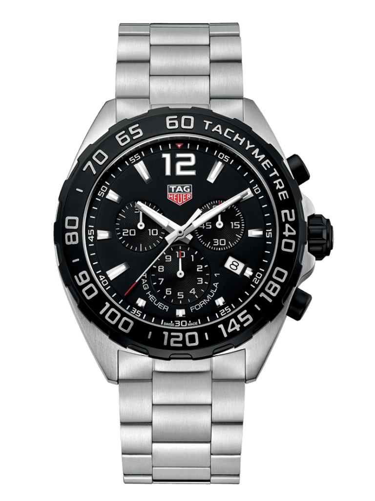 10 Best Sapphire Crystal Watches in 2019 – Buyer's Guide & Reviews! 17