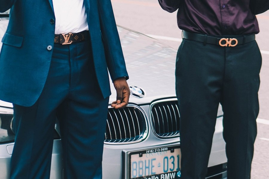 The Complete Guide To Business Dress Codes for Men 40