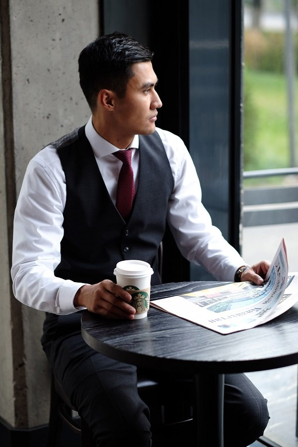The Complete Guide To Business Dress Codes for Men 19