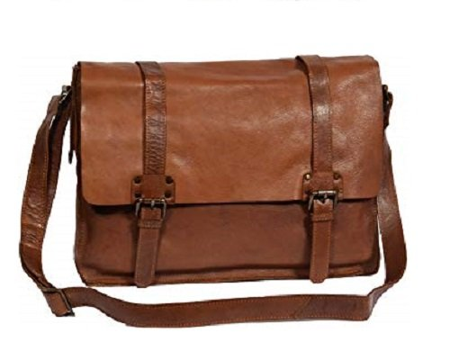 18 Best Leather Messenger Bags for Men in 2020 – Buyer's Guide & Reviews 34