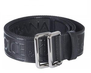 dolce-gabbana-mens-black-belt