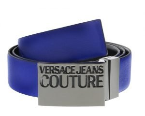 versace-jeans-couture-blue-black-adjustable-reversable-mens-ratchet-belt