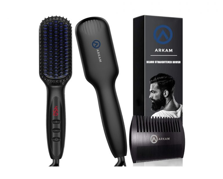 arkam-beard-straightener