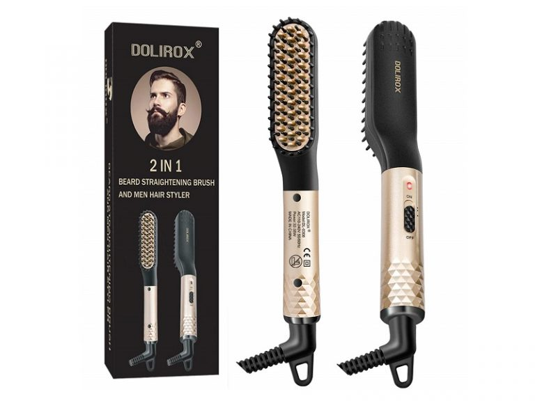 dolirox-beard-straightener