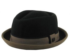 DASMARCA-crushable-packable-wool-felt P-pork-pie-hat