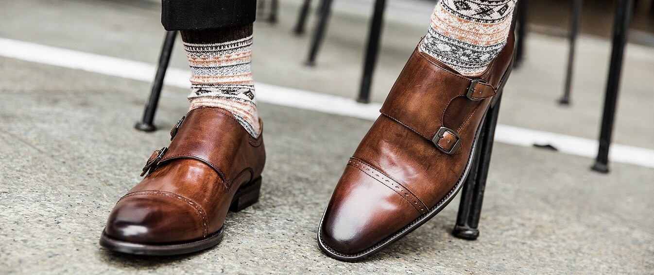 best monk strap shoes